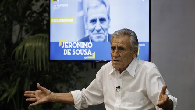 """Jerónimo mantém """"insatisfação"""" face ao Orçamento do Estado para 2019"""