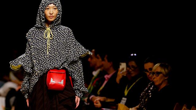 Seis jovens designers passaram à final do Sangue Novo, na ModaLisboa