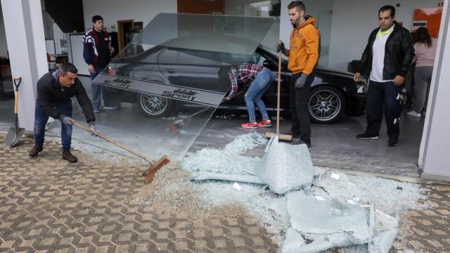Plano Distrital de Emergência de Coimbra ativado devido ao Leslie