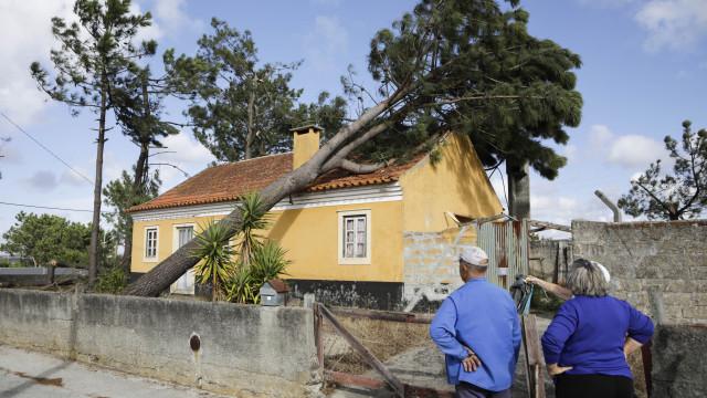 INEM esclarece que não há vítimas mortais relacionadas com a tempestade