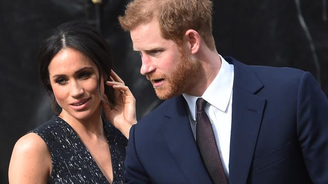 Filho de Harry e Meghan é benção para britânicos fartos de Brexit