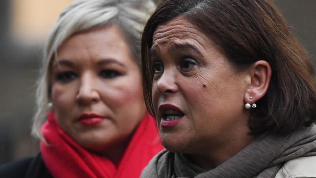 Brexit: Sinn Fein quer referendo para unir Irlanda se não houver acordo