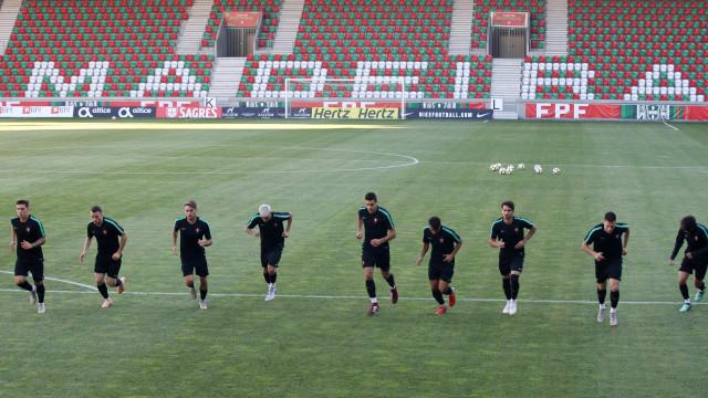 Jorge Fernandes rejeita favortismo no 'play-off' de acesso ao Euro'2019