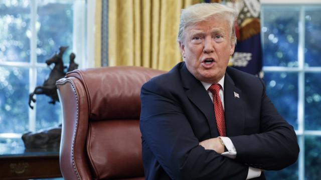 Trump acredita nas explicações de Riade sobre a morte do jornalista