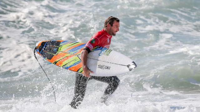 Frederico Morais eliminado na primeira de três provas no Havai