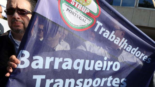Trabalhadores das rodoviárias de Santarém e Leiria em greve
