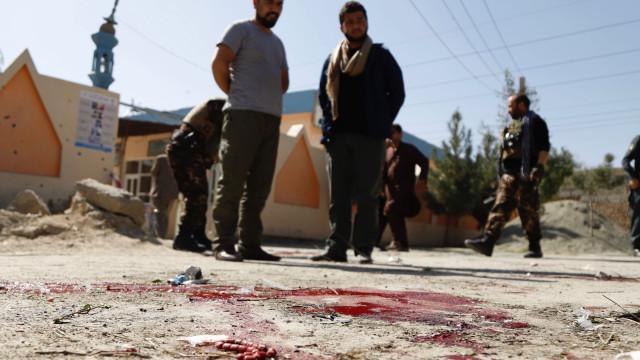 Eleições no Afeganistão marcadas por explosões