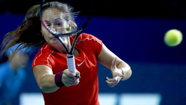 Daria Kasatkina vence torneio de Moscovo de ténis
