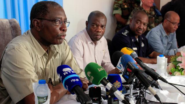 """Angola: """"Massacres e sevícias"""" contra imigrantes ilegais são """"falsas"""""""