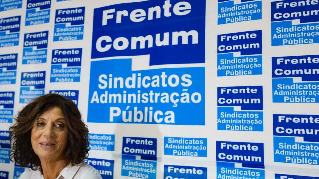 Frente Comum decide hoje protesto a realizar no final de fevereiro