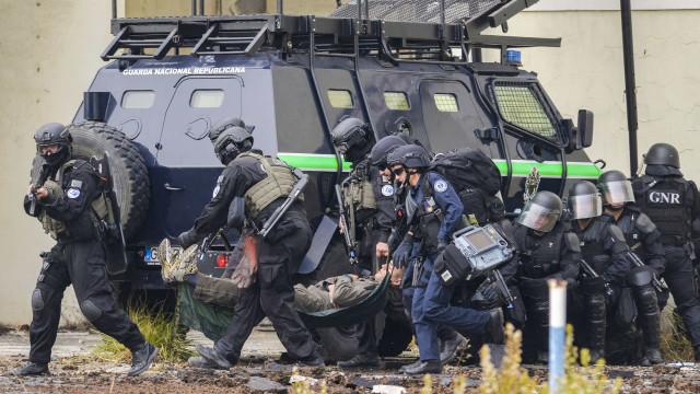 Portugal entregou à Holanda presidência de força multinacional de polícia