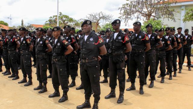 Polícia expulsa 127 efetivos por má conduta e despromoveu outros dez