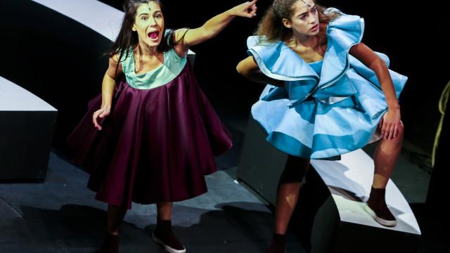 'O Mundo é Redondo' estreia-se quarta-feira no Teatro do Bairro