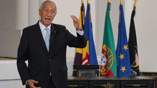 """Marcelo defende que novo hospital da Madeira é """"uma prioridade"""""""