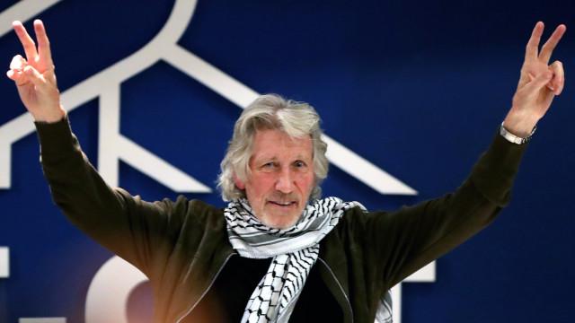 """Roger Waters chama Trump e Bolsonaro de """"neofascistas"""" e critica Israel"""