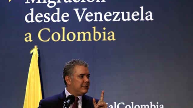 Colômbia corta relações se Nicolás Maduro iniciar o novo mandado