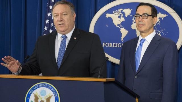 EUA autorizam oito países a comprar petróleo ao Irão apesar das sanções