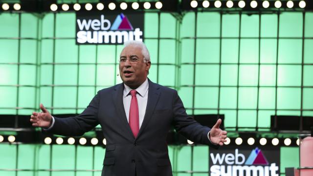 "Web Summit ""é montra"" mundial para startups e banco de ideias para Estado"