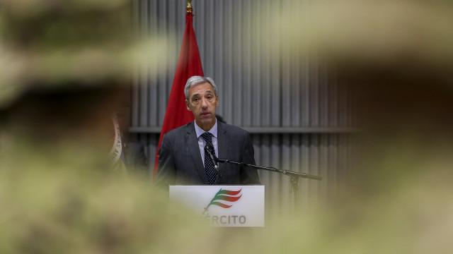 Tancos: Ministro da Defesa sem palavras para Marcelo