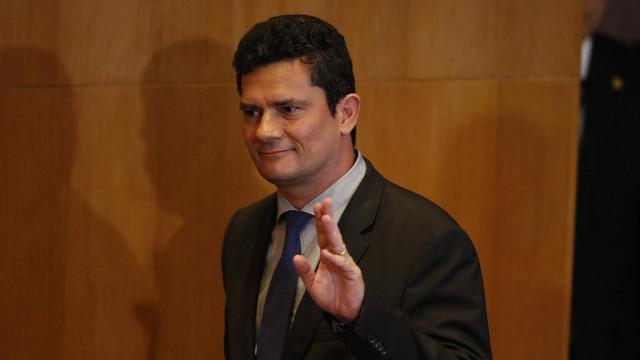 Sergio Moro diz ser favorável a flexibilização da posse de armas