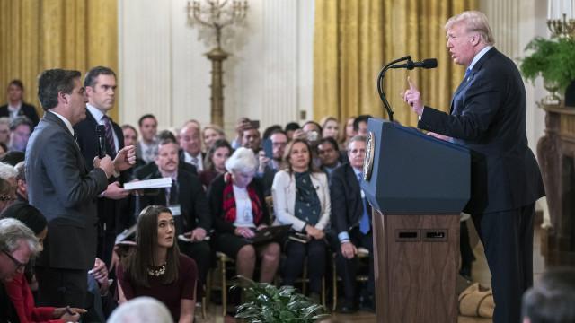 Fox News apoia rival CNN em processo legal contra Trump