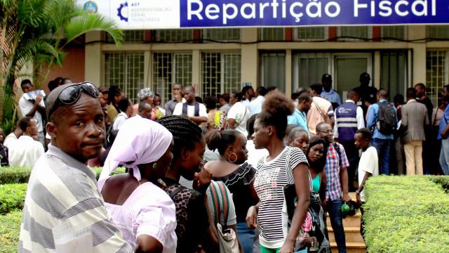 'Operação Resgate' em Angola triplica procura de Cartão de Contribuinte