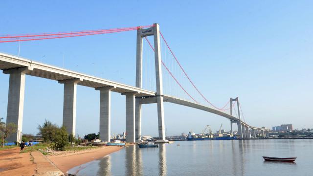 Nyusi inaugura hoje em Maputo a maior ponte suspensa de África