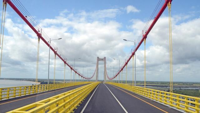 Ponte Maputo-Katembe fica sem luz devido a roubo de cabos