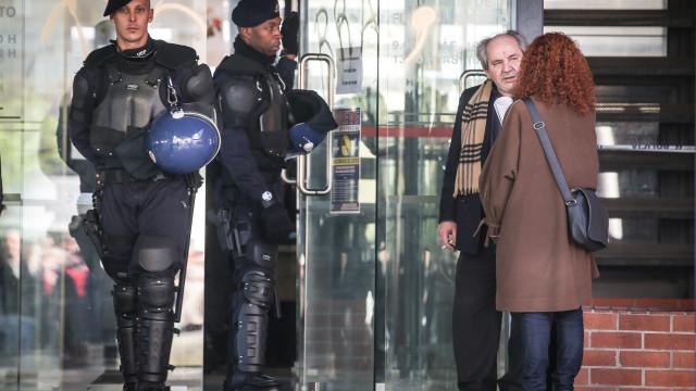 Interrogatório de Bruno de Carvalho poderá prolongar-se para além de hoje