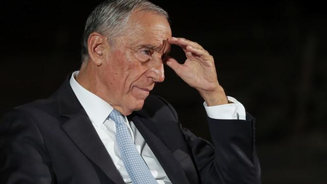 Presidente e personalidades políticas no velório de Loureiro dos Santos