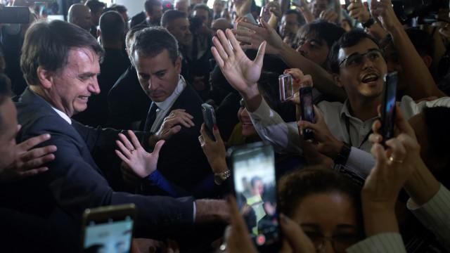 Cerimónia de posse de Bolsonaro pode reunir 500 mil pessoas
