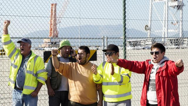 Setúbal: Federação de Sindicatos contra instrumentalização de estivadores
