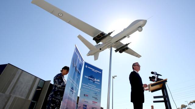 China impulsiona utilização de 'drones' armados no Médio Oriente
