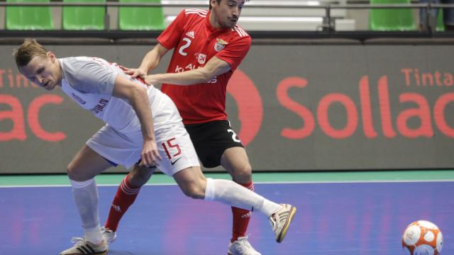 Benfica soma segundo triunfo na Ronda da Elite da Champions