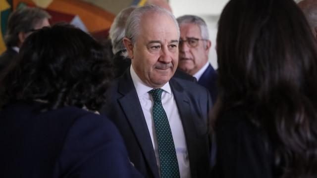 """Loureiro dos Santos: Uma pessoa """"de grande valor intelectual"""""""