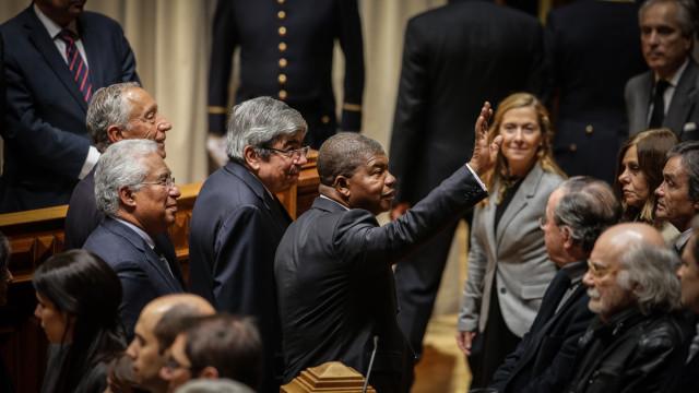 Ferro saúda coragem de Lourenço em afirmar Estado democrático de direito