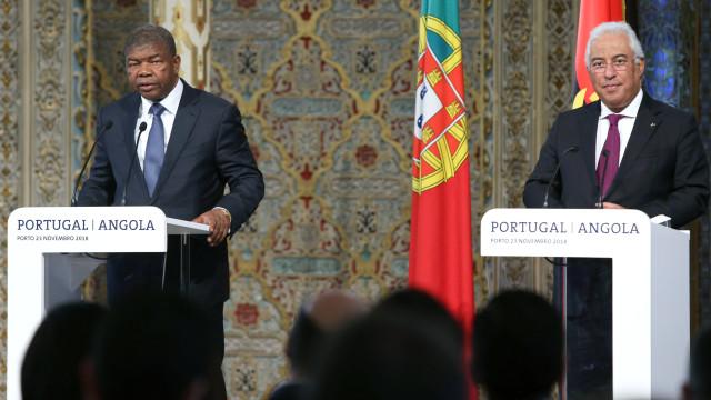 Costa promete cooperação com Luanda na contabilização do dinheiro