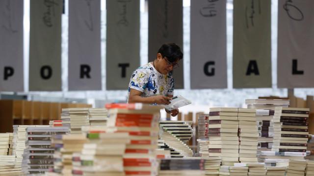 Portugal esgota venda de livros de alguns autores na Feira de Guadalajara