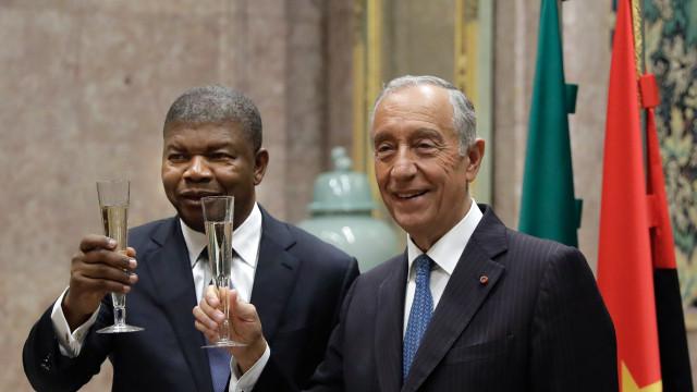 PR angolano termina hoje visita com deslocação à Base Naval em Lisboa