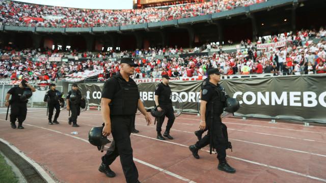 Pelo menos 29 detidos nos incidentes em torno da Taça Libertadores