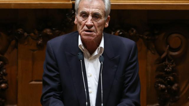 """Jerónimo de Sousa destaca derrota dos """"demónios de PSD/CDS"""""""
