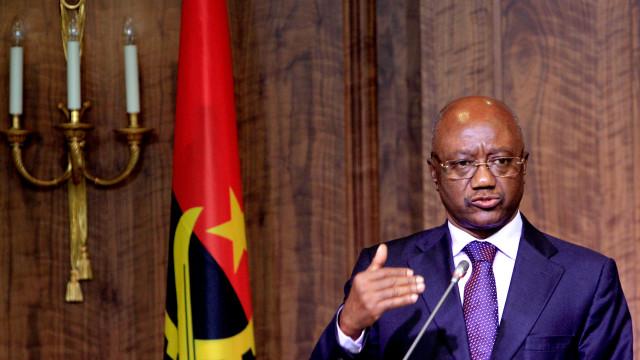 Governo de Angola espera recessão de 1,7% em 2018