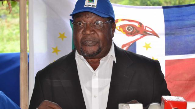 Secretário-geral da Resistência Nacional Moçambicana exonerado