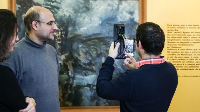 Realidade aumentada permite explorar Museu de Faro com os cinco sentidos