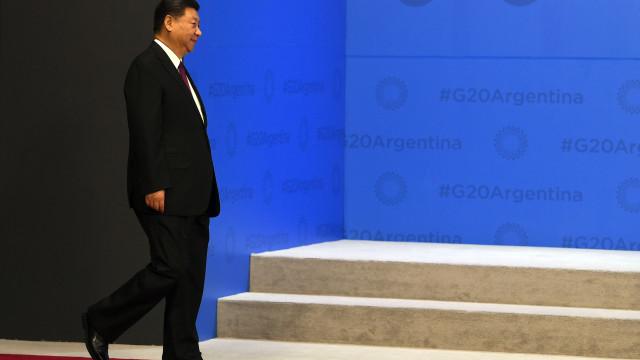 """China disposta a fazer """"esforços"""" para aprofundar cooperação com Portugal"""