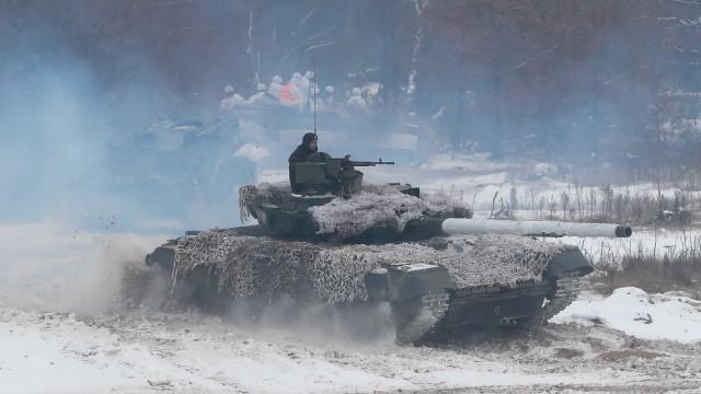Cinco países europeus pedem retirada russa da Crimeia