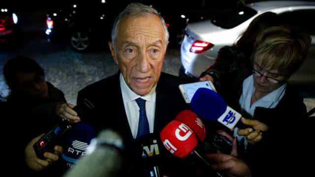 Marcelo espera solução do governo para famílias das vítimas de Borba