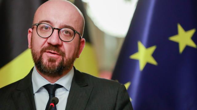 Fim da coligação na Bélgica deixa Michel com governo minoritário