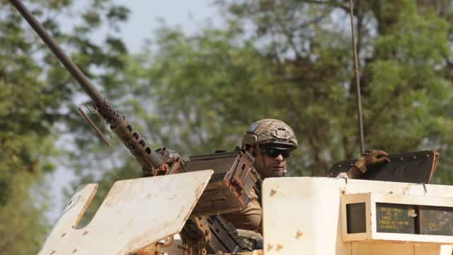Novo contingente português chega à República Centro Africana