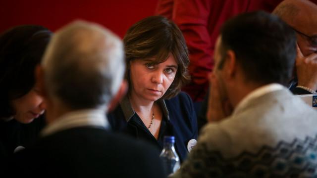 """Coordenadora do Bloco defende """"apoio direto e diálogo"""" com os bombeiros"""